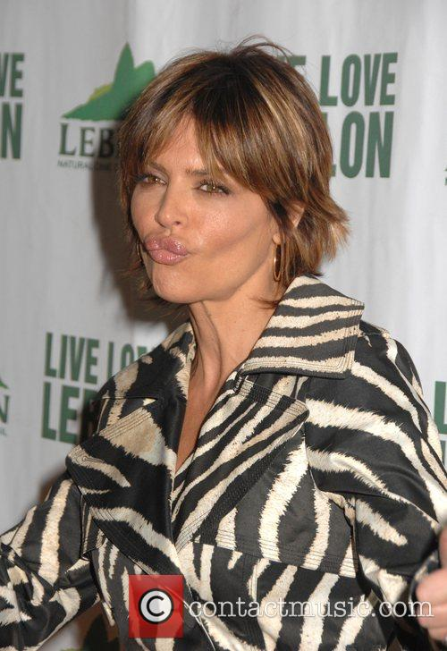 Lisa Rinna Dancing with the stars Party held...