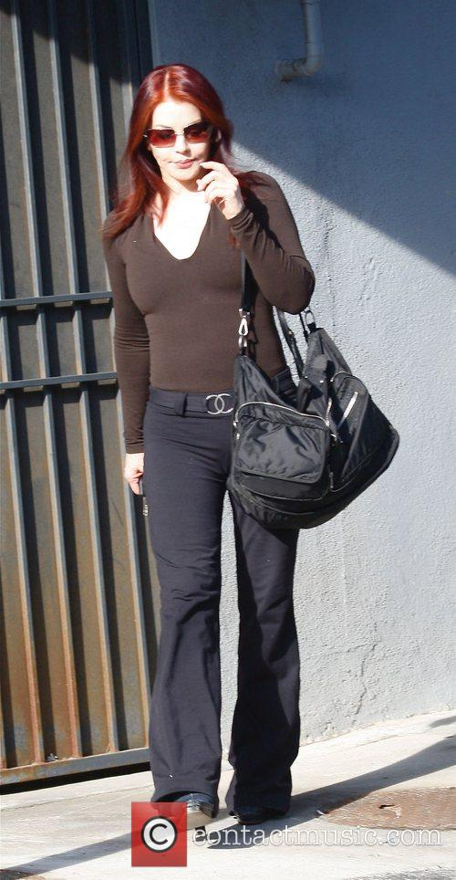 Priscilla Presley and Dancing With The Stars 3