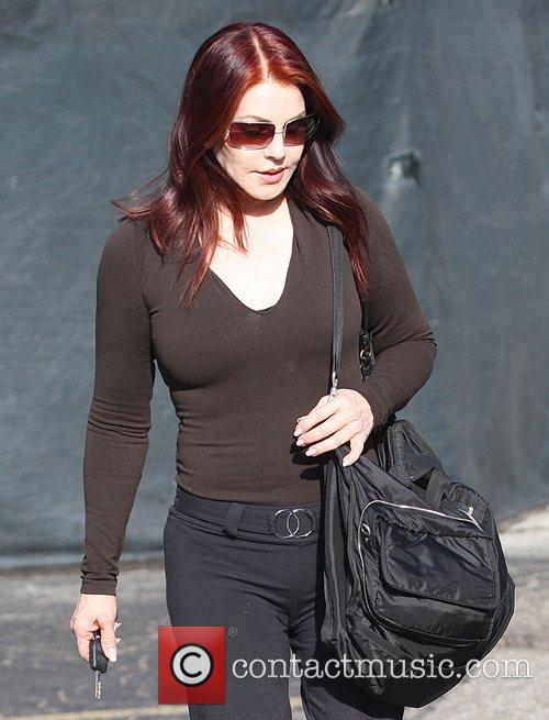 Priscilla Presley and Dancing With The Stars 5