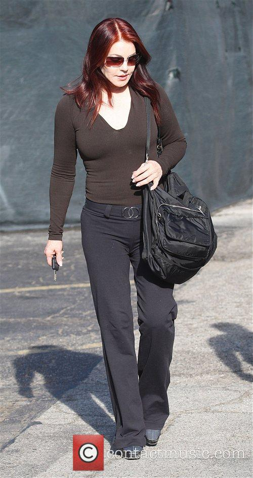 Priscilla Presley and Dancing With The Stars 2