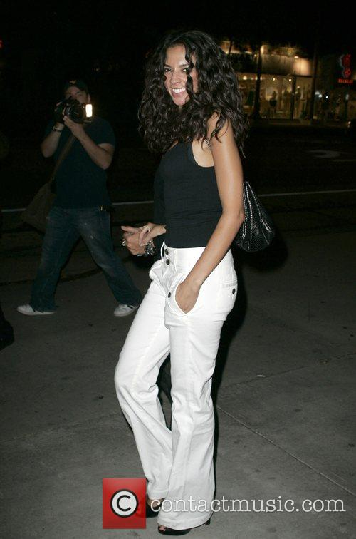 Terri Seymour of Dancing With The Stars leaves...