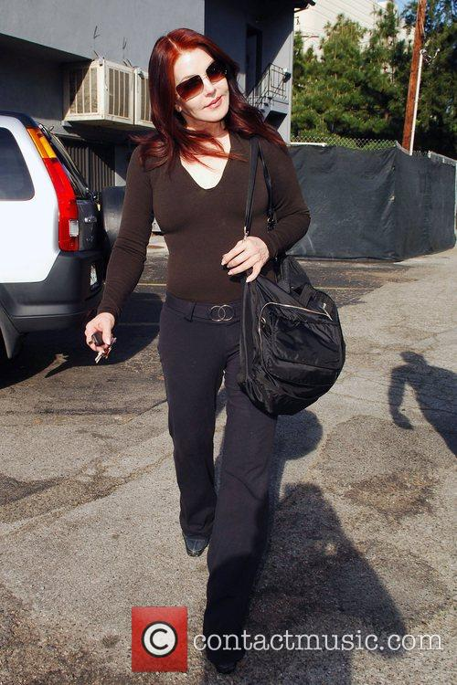 Priscilla Presley and Dancing With The Stars 10