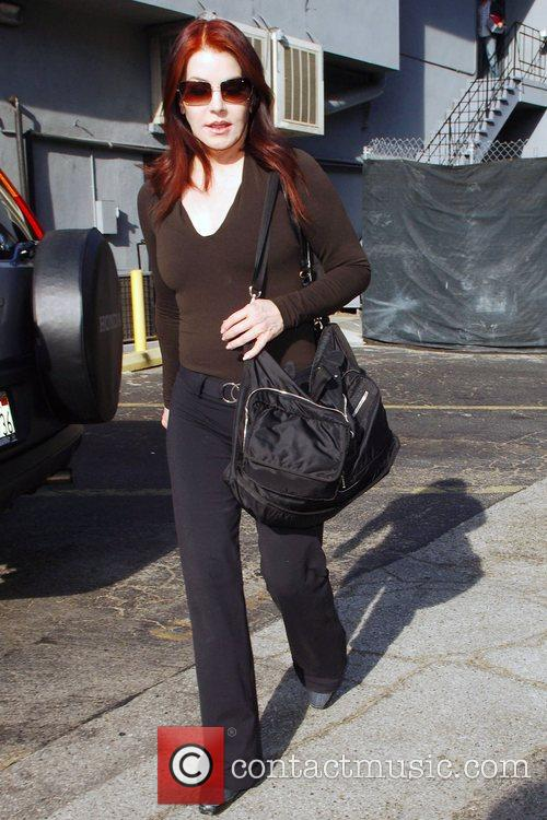 Priscilla Presley and Dancing With The Stars 8