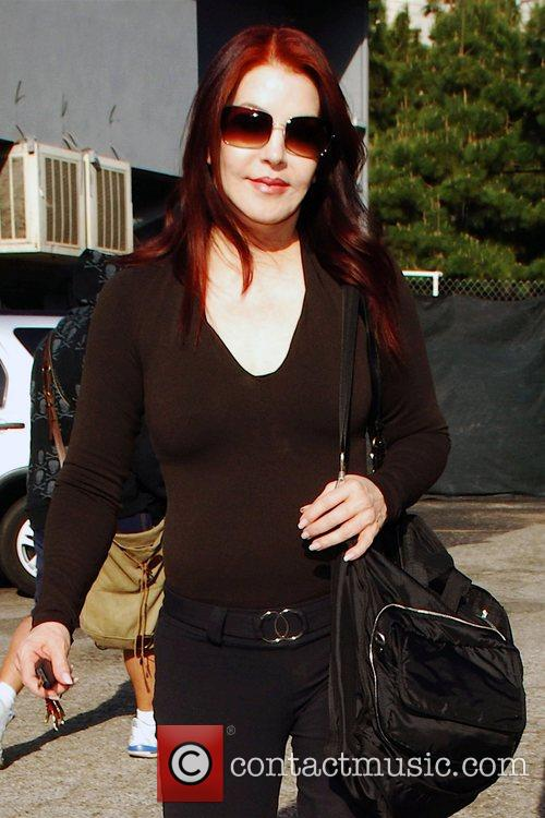 Priscilla Presley and Dancing With The Stars 9