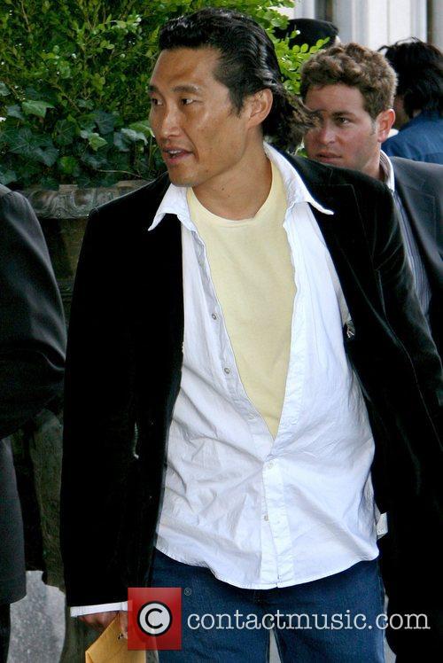 'Lost' star Daniel Dae Kim arrives at The...