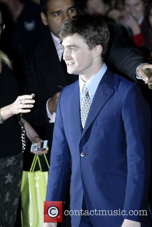 Daniel Radcliffe  at the Australian premiere of...
