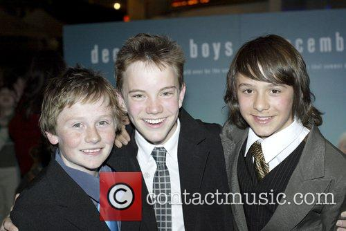 At the Australian premiere of December Boys at...