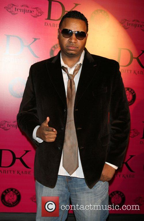 DJ Ses One Danity Kane album release party...
