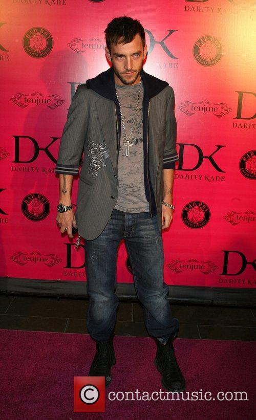 Jason Preston Danity Kane album release party at...