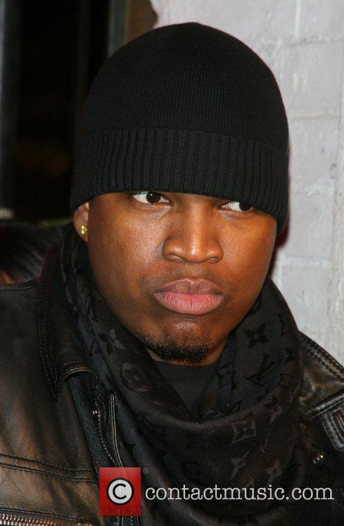 Ne-Yo  Danity Kane album release party at...