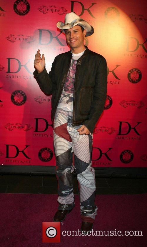 Traver Rains Danity Kane album release party at...