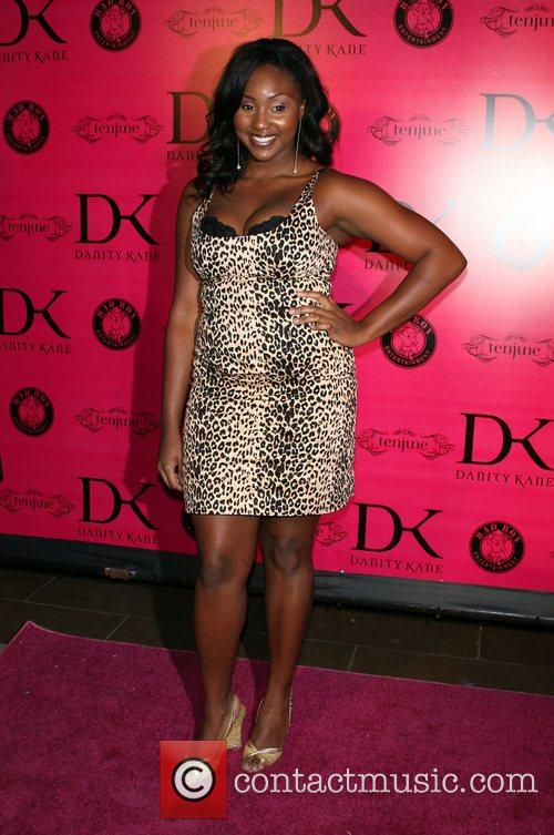 Wendy Coningham Danity Kane album release party at...