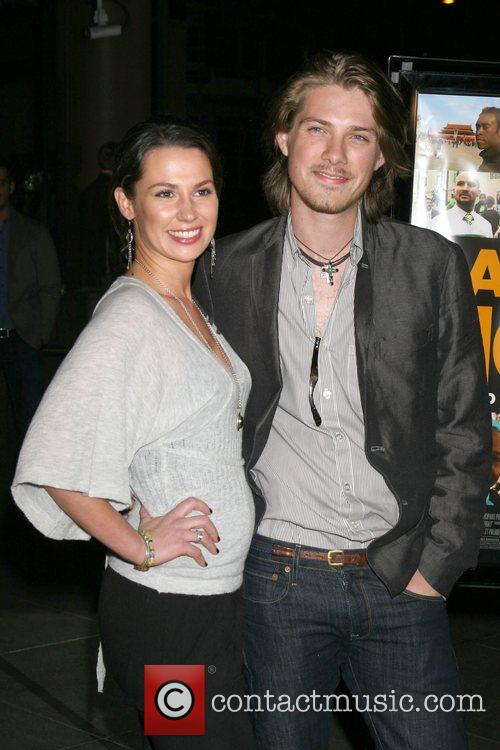 Taylor Hanson & Wife Director's Guild of America...