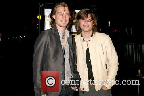 Taylor Hanson and Hanson 5