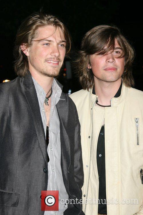Taylor Hanson and Hanson 1