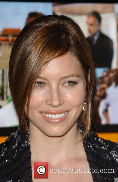 Jessica Biel A Special Preview Screening of