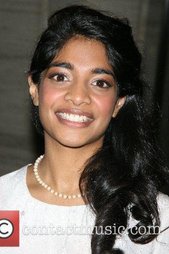 Amara Karan New York Film Festival's opening night...
