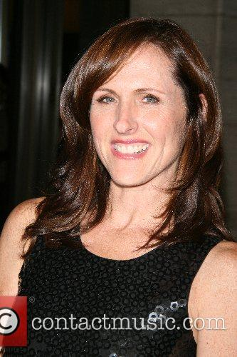 Molly Shannon and Wes Anderson 3