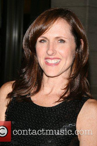 Molly Shannon and Wes Anderson 2