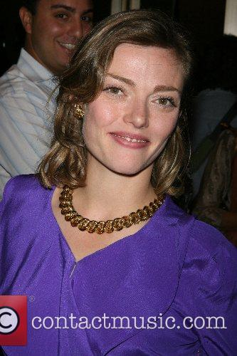 Camilla Rutherford New York Film Festival's opening night...