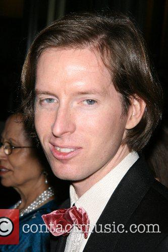 Wes Anderson New York Film Festival's opening night...