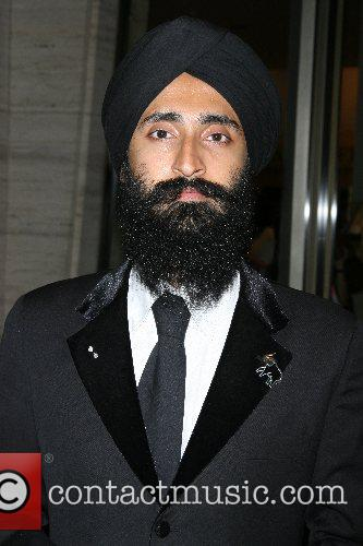 Waris Ahluwalia and Wes Anderson 1