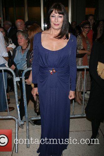 Anjelica Houston New York Film Festival's opening night...