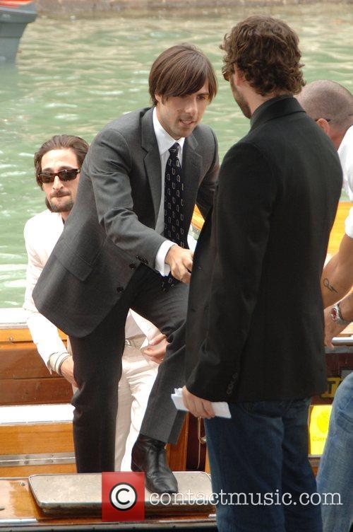 Jason Schwartzman and Adrien Brody 2