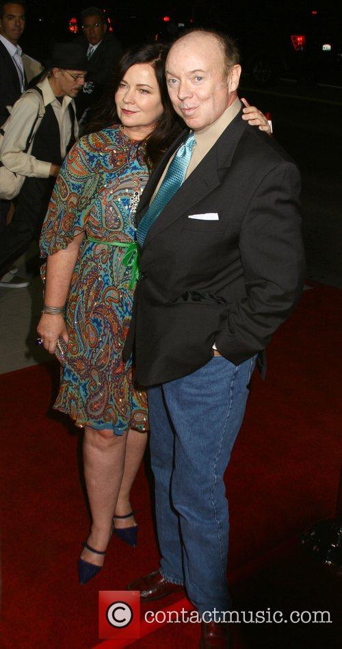 Jennifer Nicholson and Bud Cort