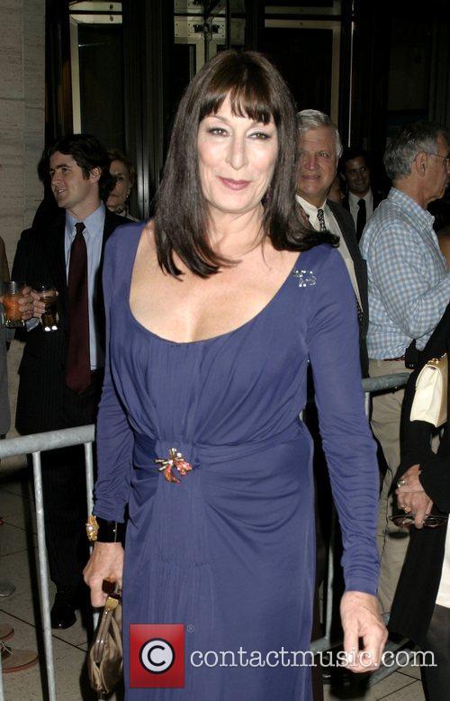 Angelica Huston  New York Film Festival's opening...