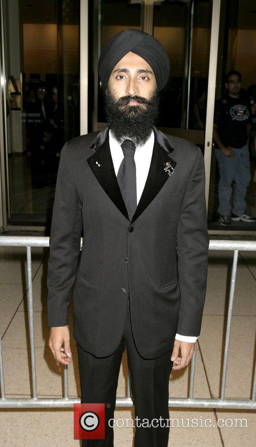 Waris Ahluwalia and Wes Anderson 3