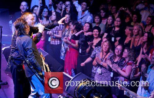 Darren Hayes, Royal Albert Hall