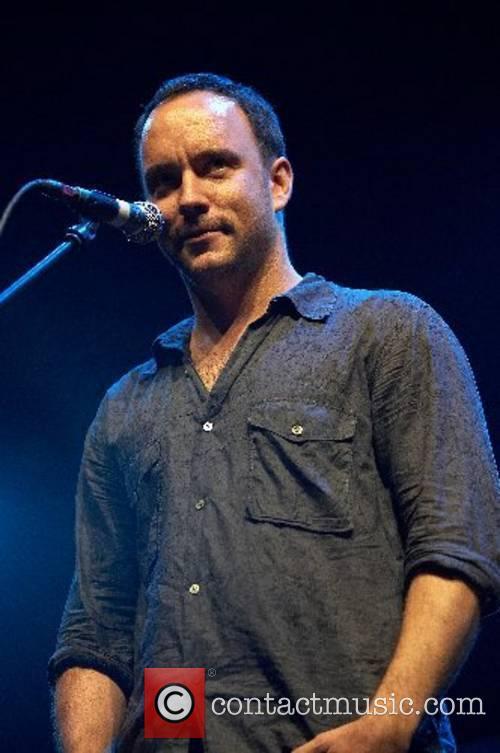 Dave Matthews Band performing live at Pavilhao Atlantico