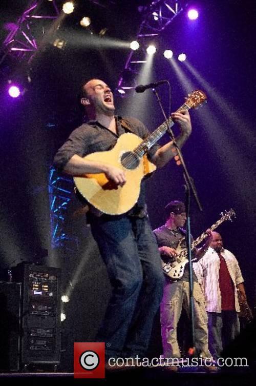 Dave Matthews, Pavilhao Atlantico