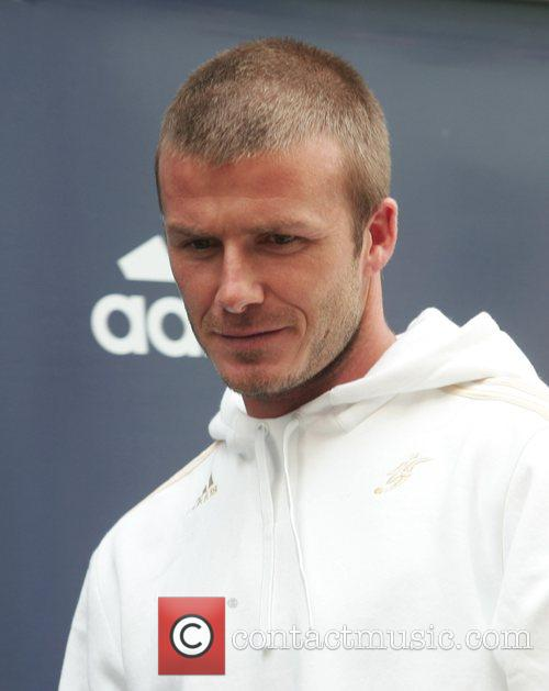 David Beckham and La Galaxy 6