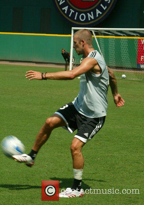 David Beckham 23