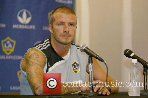 David Beckham 27
