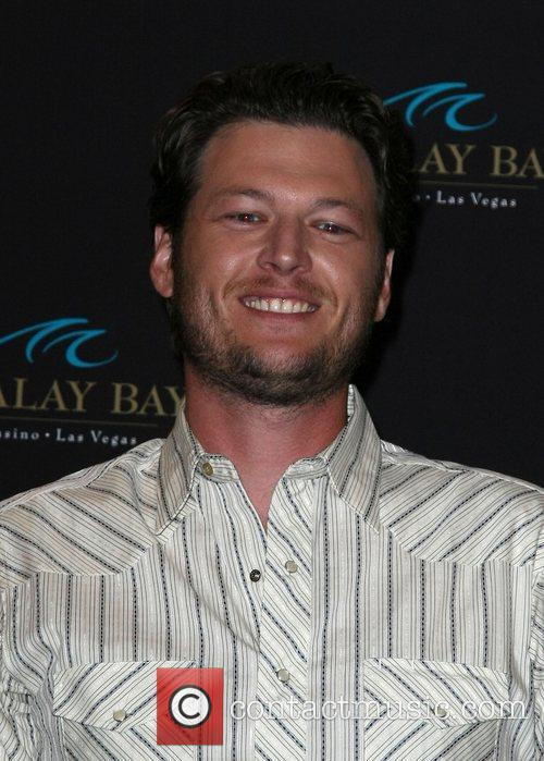 Blake Shelton Press Conference for 'David Foster &...