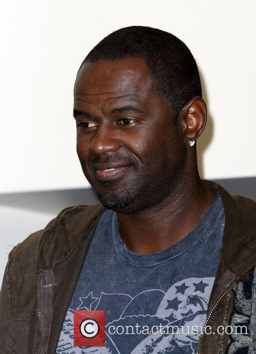 Brian McKnight Press Conference for 'David Foster &...