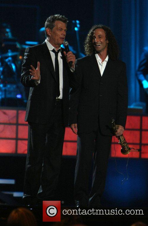 David Foster and Kenny G David Foster &...