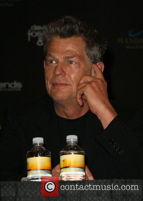 David Foster  Press Conference for 'David Foster...