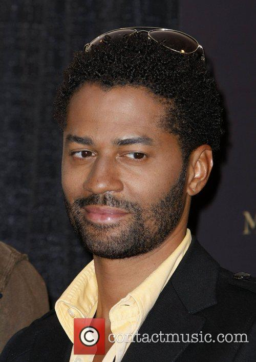Eric Benet Press Conference for 'David Foster &...