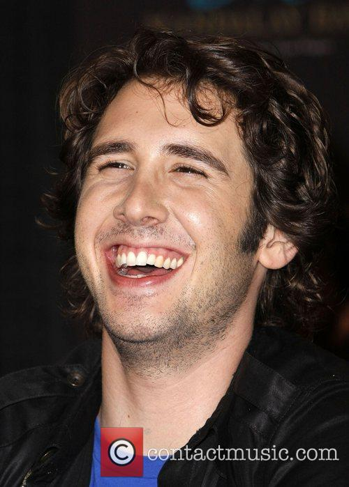 Josh Groban Press Conference for 'David Foster &...