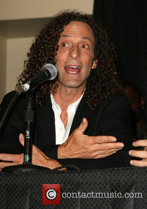 Kenny G Press Conference for 'David Foster &...