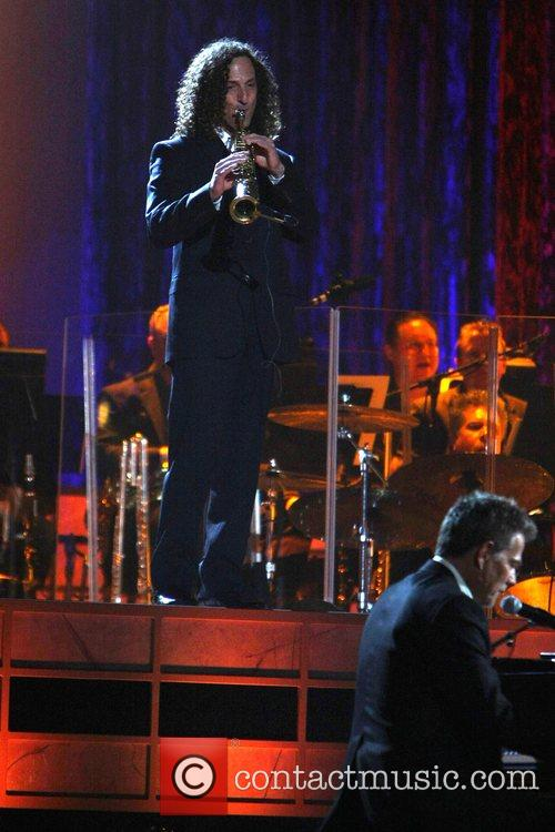 Kenny G David Foster & Friends concert at...