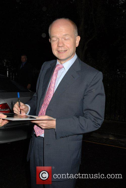 William Hague, Sir David Frosts Summer Party
