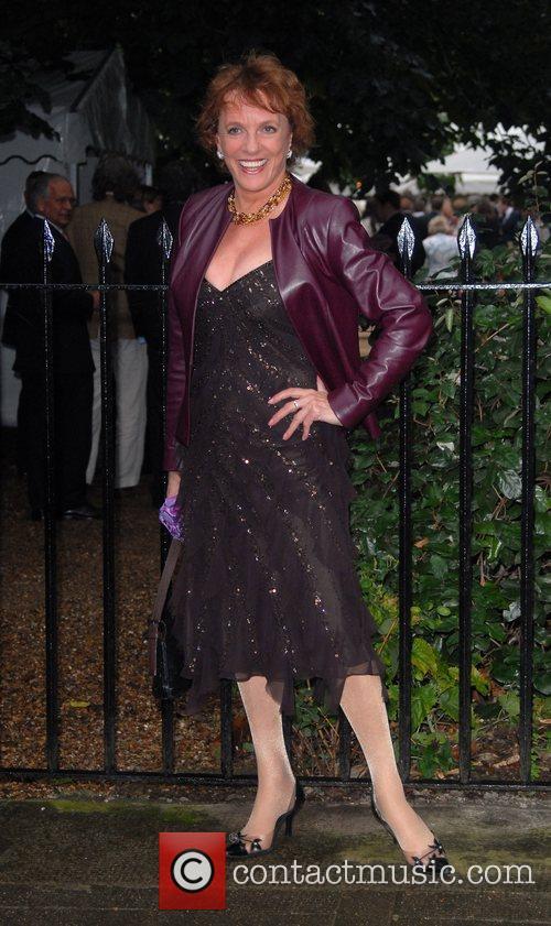Ester Ranson arrives at Sir David Frosts Summer...