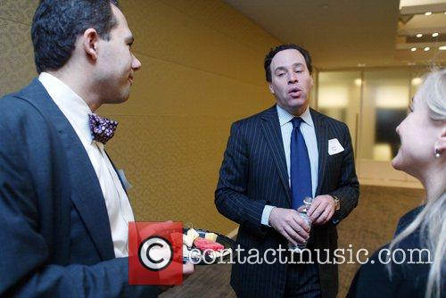 David Frum Discussing With Guests At The Republican Jewish Coalition In Washington Dc 2