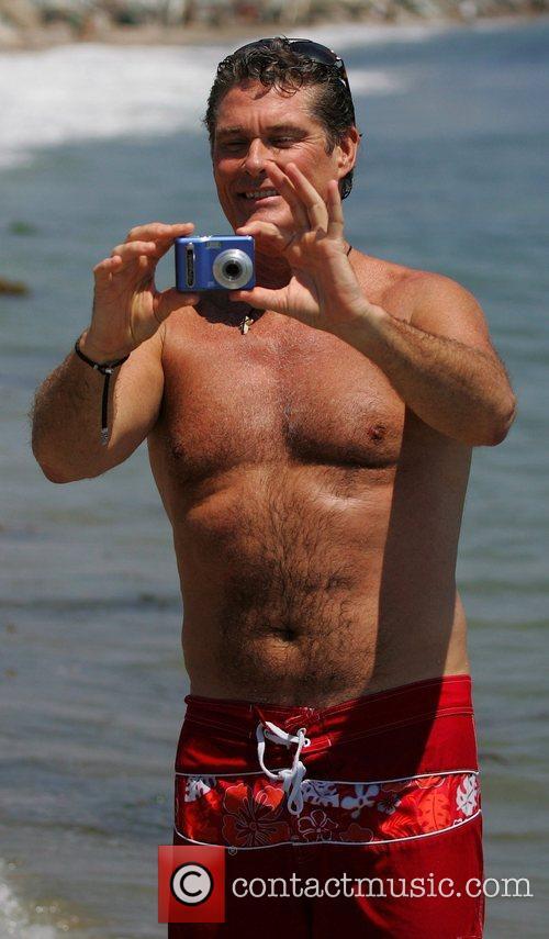 David Hasselhoff and Surfing 11