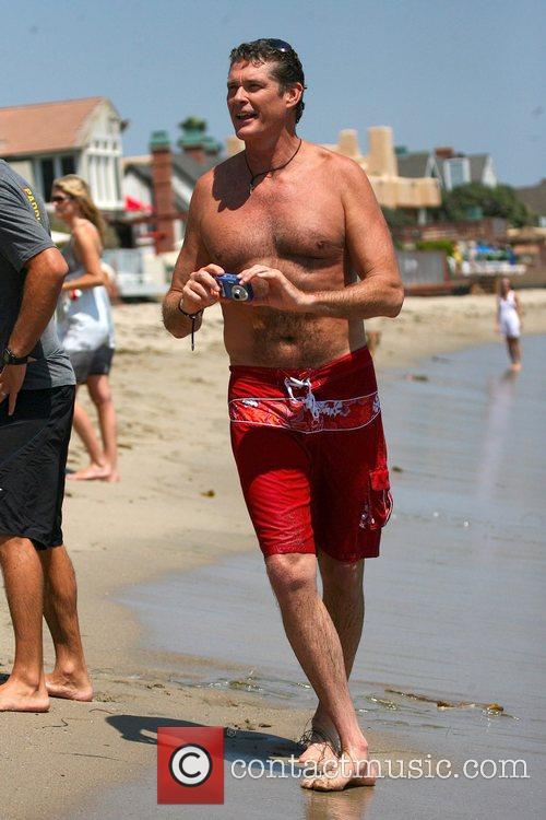 David Hasselhoff and Surfing 7